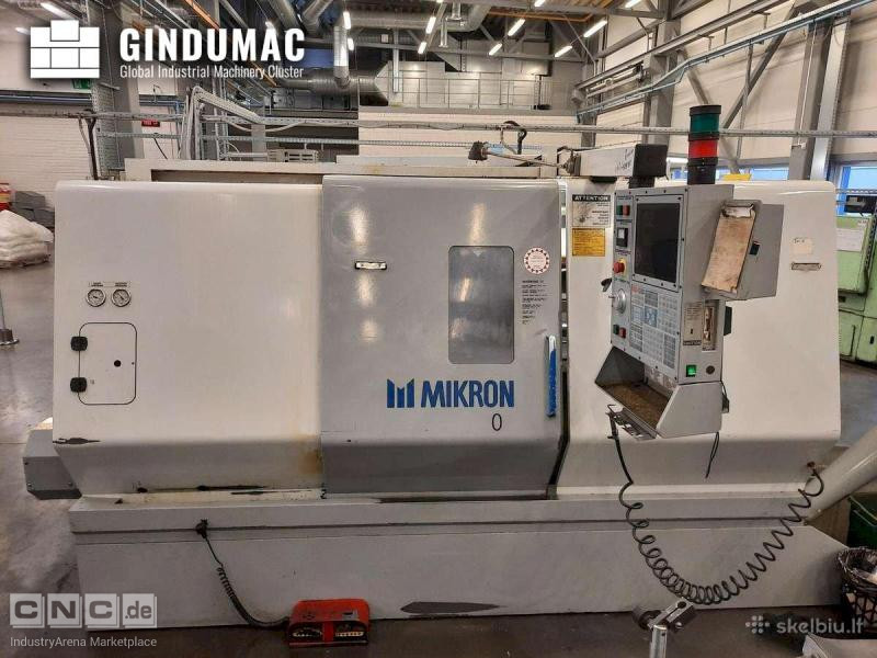 MIKRON-HAAS LCE860T