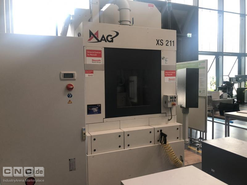 CNC-Machining Centre MAG Ex-Cell-O XS211
