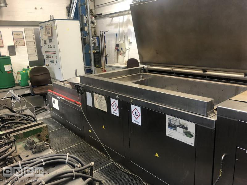 Ultrasonic Cleaning System FiSA VST 2000/P
