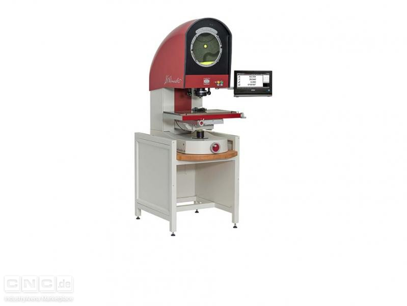 Vertical profile projector PV 300