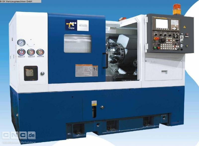 CNC Turning- and Milling Center KRAFT TS-100LM