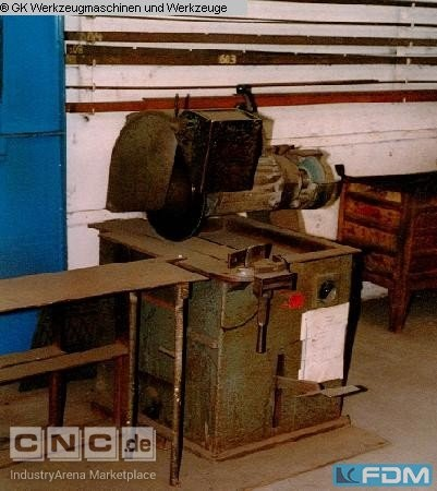 Sawing- and Drilling Plant SCHUHMACHER