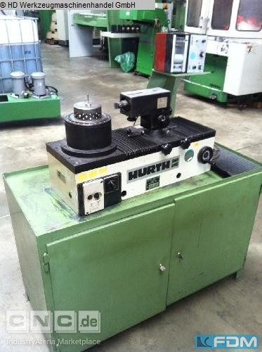 Concentricity Testing Machine HURTH VRP500
