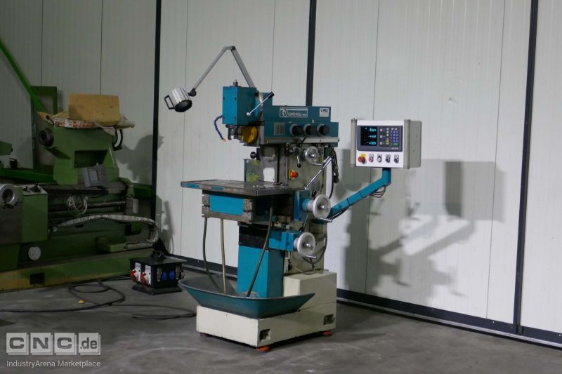 Volz Euromill FUS 32 Milling machines