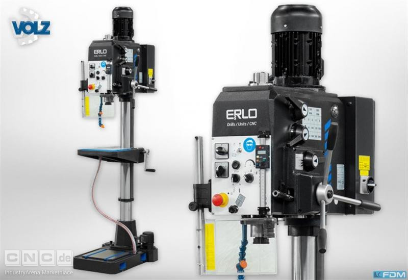 Pillar Drilling Machine ERLO GP 32
