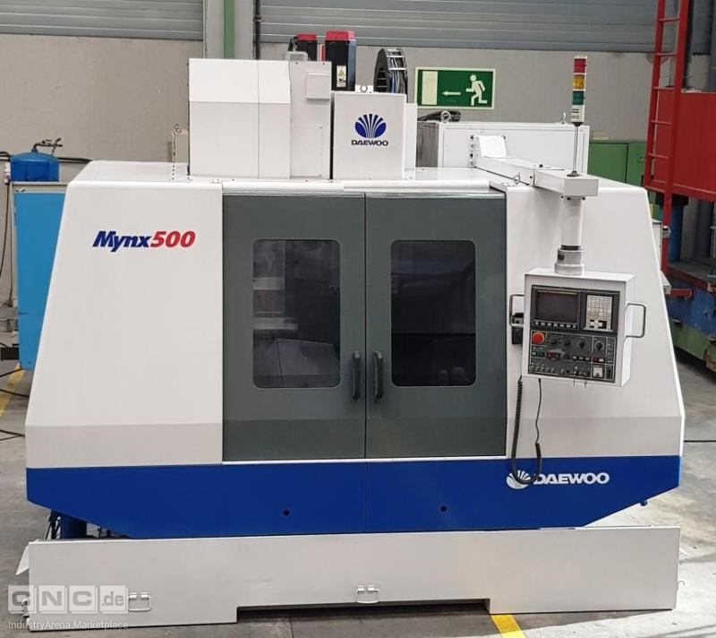 DAEWOO MYNX 500 machining centre