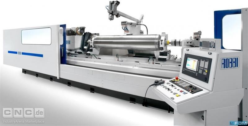Cylindrical Grinding Machine KRAFT (Robbi) Omicron CNC 80 Serie