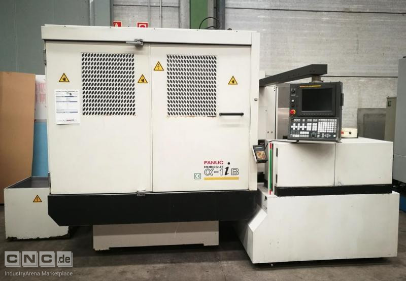 FANUC ROBOCUT ALPHA-1iB wire edm machine