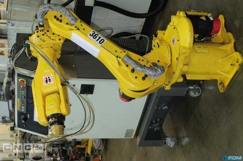 Industrial robots for general industrial applications  FANUC M-6i