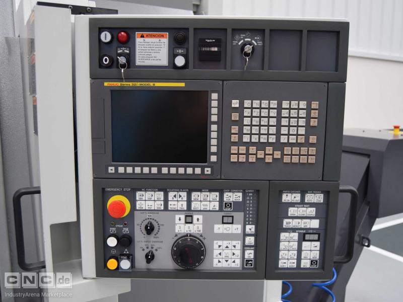 CMZ TC35 Y-1350 CNC Lathes (2016)