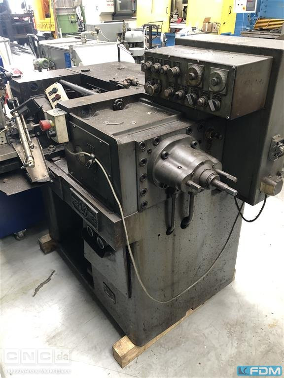 Thread Rolling Machine PEEWEE P 12 U