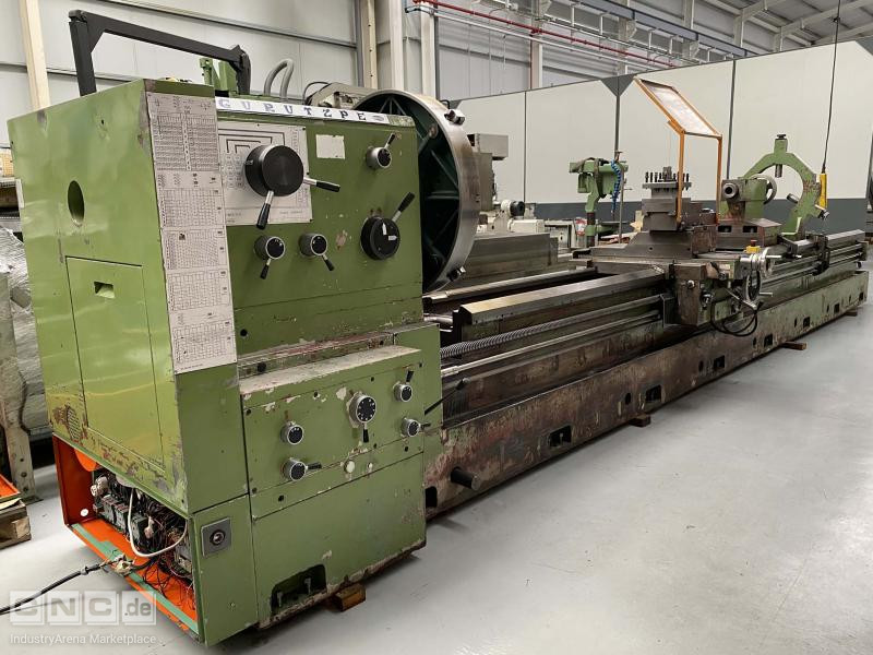 Torno Gurutzpe Super AT 500x6000
