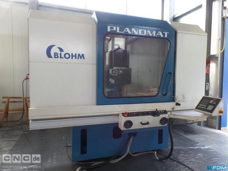 Surface Grinding Machine BLOHM PLANOMAT 608
