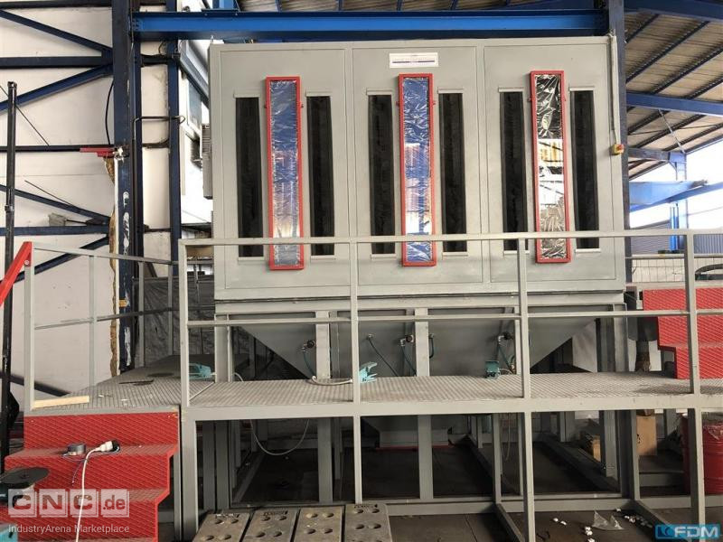 Special Machine DYNABLASTER GB-M30