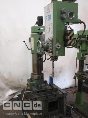 Radialbohrmaschine Knuth R 30