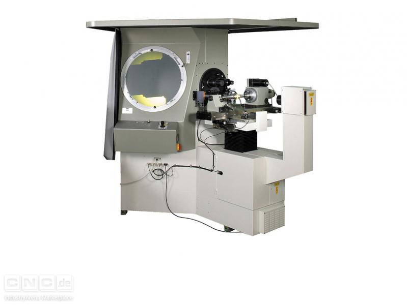 Horizontal measuring projector ST 600
