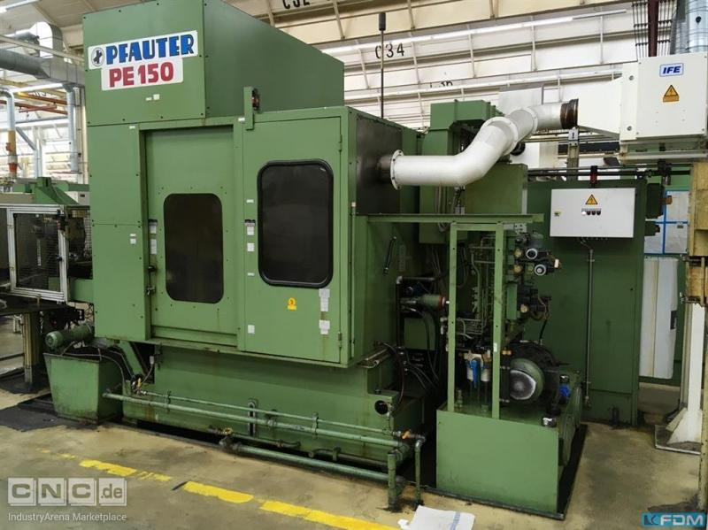 Gear Hobbing Machine - Vertical PFAUTER PE 150