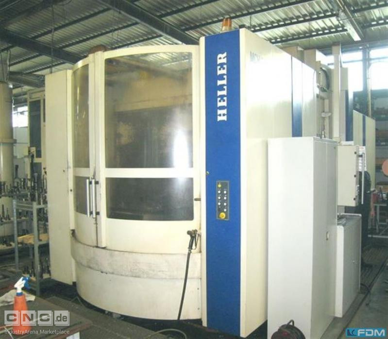 Machining Center - Universal HELLER MCH 350-C