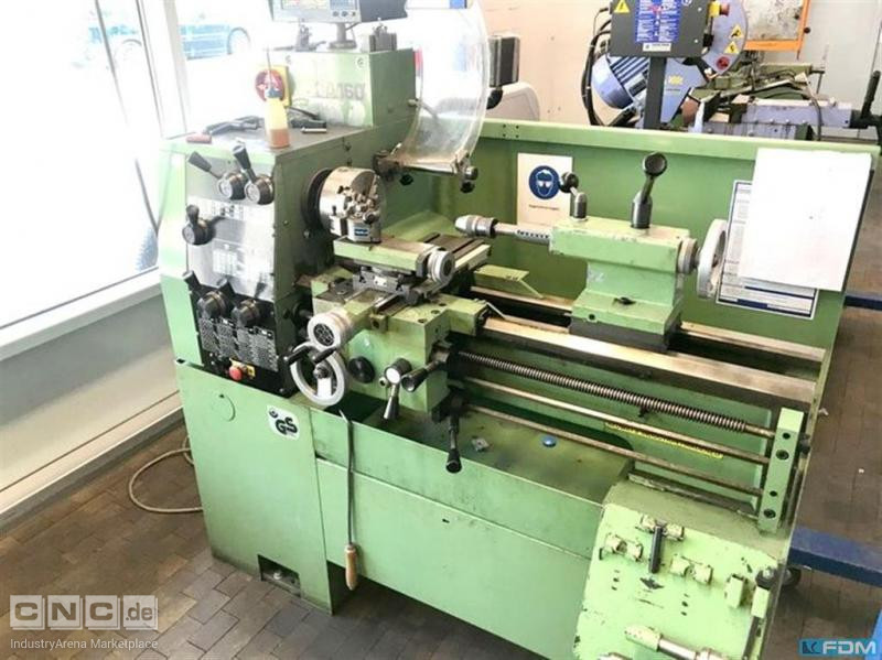 Center Lathe VOEST DA 160