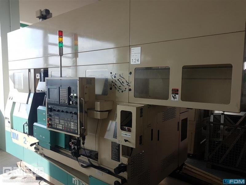 CNC Turning- and Milling Center MURATEC MT 12 Gantry