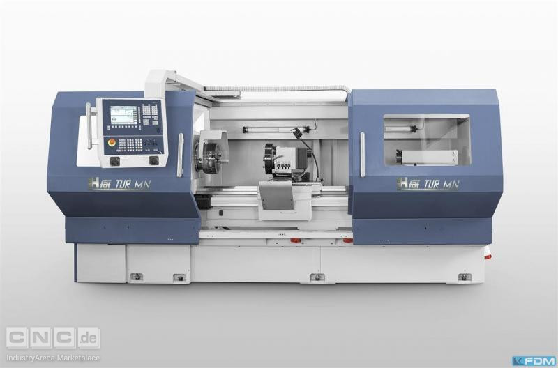 Lathe - cycle controled FAT / HACO TUR SMN 710x 4000 mm