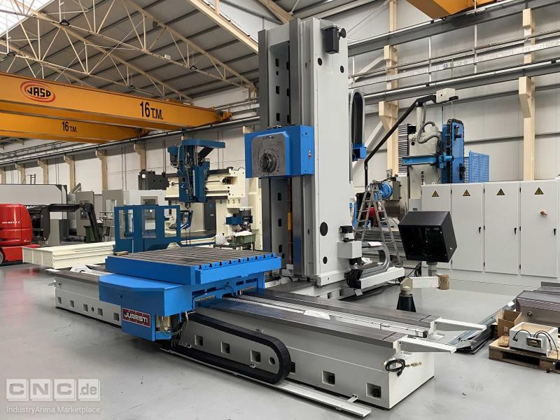 Juaristi TS5 MG-20 5 Axis Boring Machine