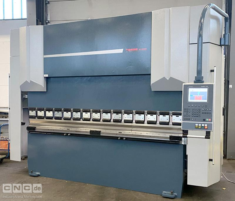 HESSE by DURMA CNC Plus AD-S 30135