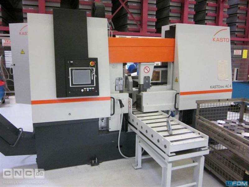 Band Saw - Automatic KASTO - AUTOMAT KASTO tec AC4