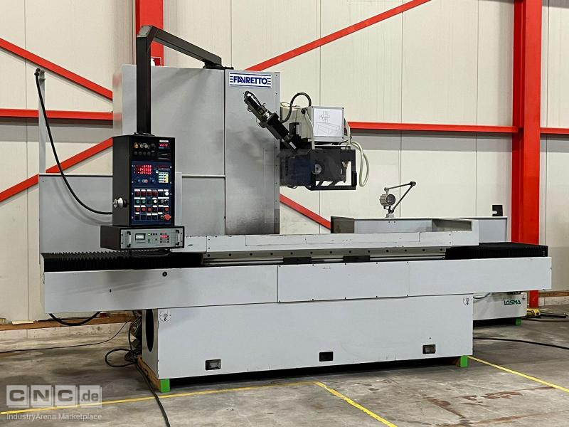 Favretto MC 130 Surface grinder