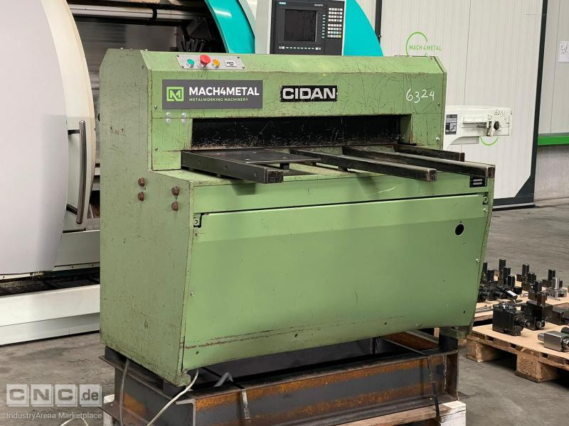 Cidan MS-M 10 / 3.0 Plate shear