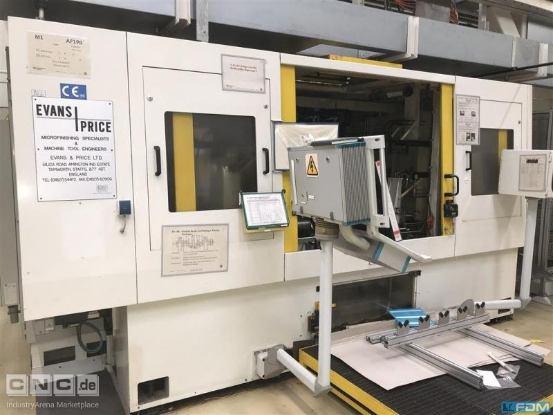 Super Finishing Machine IMPCO EVANS & PRICE