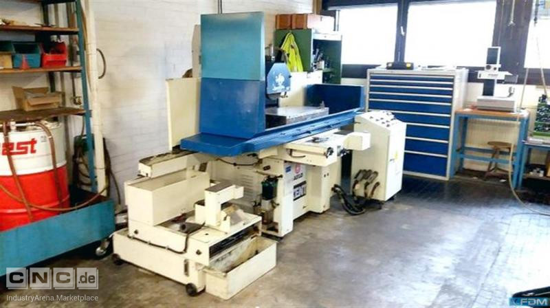 Surface Grinding Machine - Horizontal KENT (SAEILO) KGS 84SD1