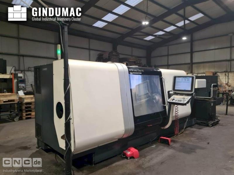 DMG GILDEMEISTER CTX beta 1250 TC